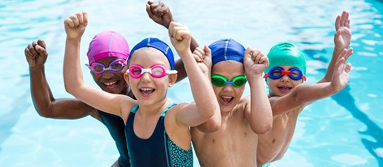 夏天游泳如何保护自己的眼睛